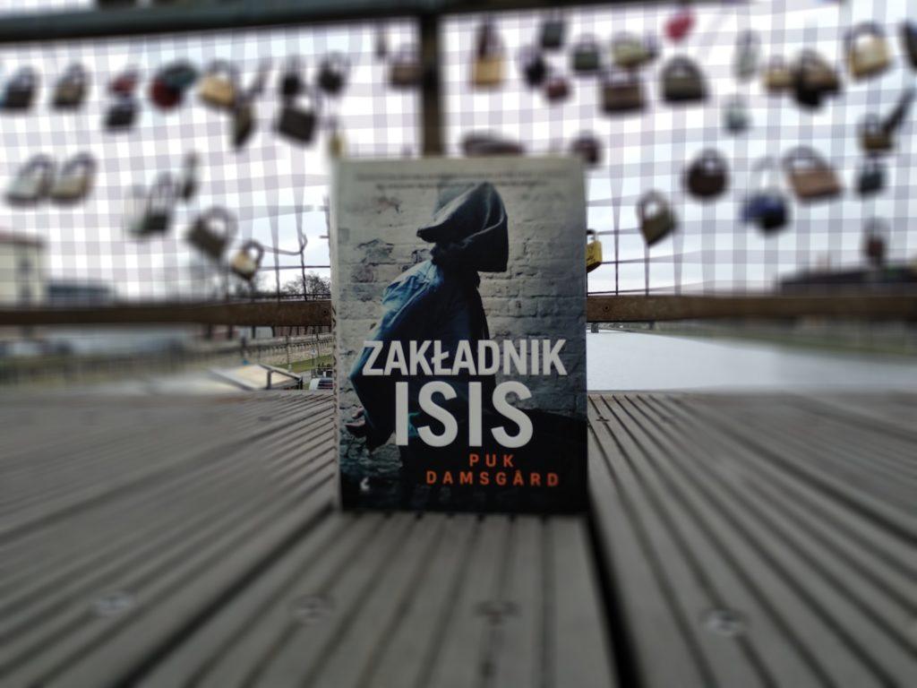 Zakładnik ISIS Puk Damsgard reportaż o uprowadzeniu duńskiego fotoreportera