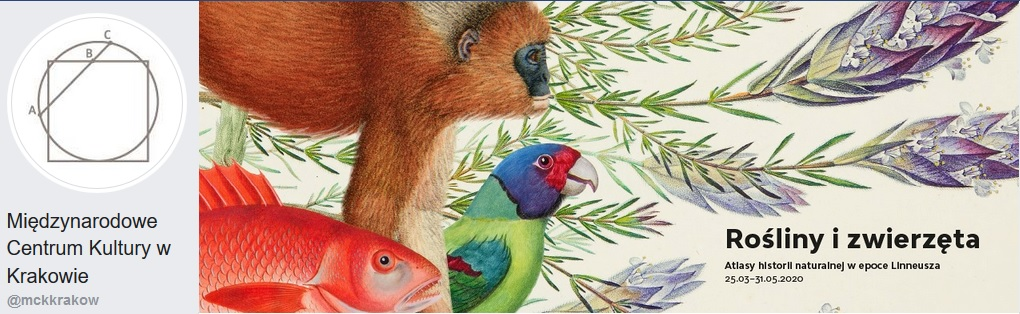 Rośliny i zwierzęta. Atlasy historii naturalnej w epoce Linneusza - Międzynarodowe Centrum Kultury w Krakowie