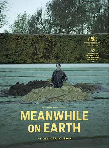 Tymczasem na ziemi - reż. Carl Olsson. Film dokumentalny o szwedzkim przemyśle pogrzebowym