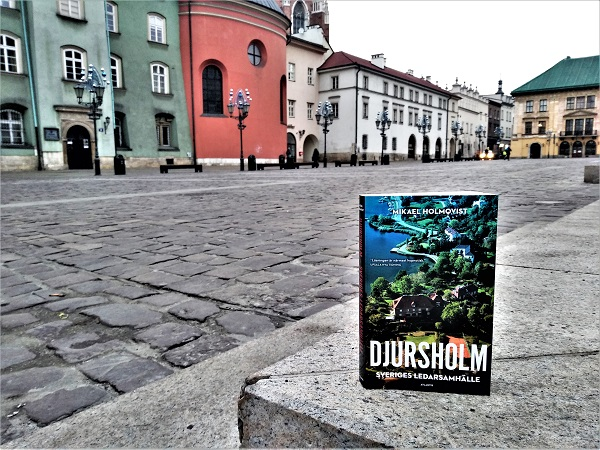 Djursholm Mikael Holmqvist
