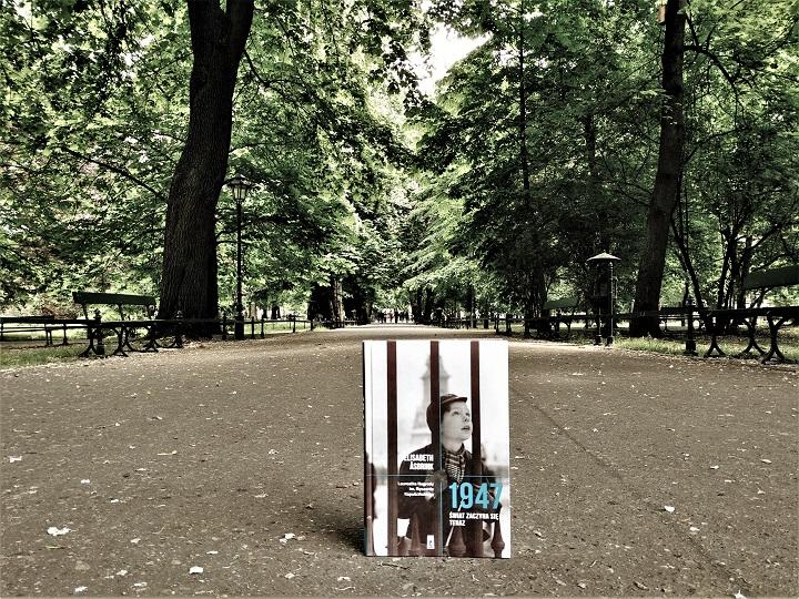 """""""1947. Świat zaczyna się teraz"""" - Elisabeth Åsbrink"""